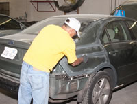 DuPont Auto Body Repair - DuPont Custom Car Painting
