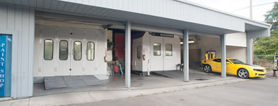 Auto Body Repair Spanaway, Collision Center, Olympia